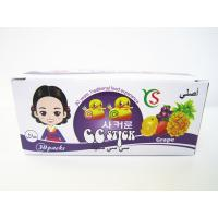 China Sweet And Sour CC Stick Candy Deep In Grape Flavor Children's Favorite on sale