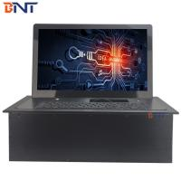 Quality 18.5 inch screen aluminum alloy material  motorized flip up monitor  BF-18.5A for sale