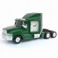 Quality Big Truck Alarm Clock with Real Engine and Horn Sounds for sale
