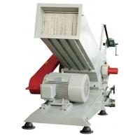 Quality WPC Polythene Recycling Machine , Automatic Recycling Machine Long Pieces Feeding Hopper for sale