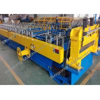 Quality Shutter Door Custom Roll Forming Machine Cr12 Cutting Tool With Electric Control System for sale