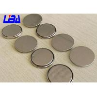 Best Hearing Aid Li - MnO2 Coin Cell Battery , Long Life 3v Lithium Battery Cr2025 wholesale