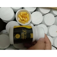 Quality 350mg*30pieces / bottle Daidaihua Slimming Capsule Gold Weight Loss Pills for sale