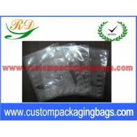 Quality Clear Nylon Keep Fresh vacuum sealed storage bags For Fruit Packaging for sale