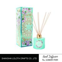 Quality Customized Fragrance Room Fragrance Reed Diffusers Color Painting For Home Decoration for sale