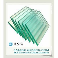 China floating glass picture frames on sale