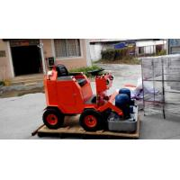 China Drive on Powerful Multifunctional Chassis Stone Floor Grinder / Polisher on sale