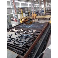 Quality Industrial CNC Plasma Cutting Machine Double Driver With Internal Motion for sale