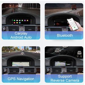 Quality IPS Screen 2.0GHZ 64G Car Dvd Player For BMW 5 Series E60 E61 E62 E63 for sale