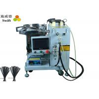 China Automatic Bundle Machine For Nylon Zip Ties , Plastic Cable Ties Equipment on sale