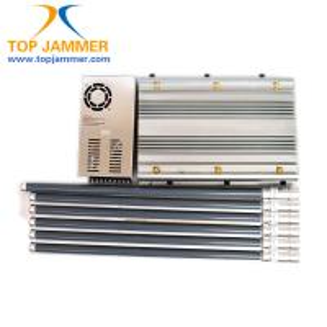 Buy 6 Antennas 90W High Power Desktop Jammer Panel ANT Blocker 3G 4G LTE UHF VHF at wholesale prices