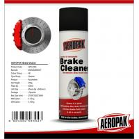 Quality 450ml Safety Professional Car Cleaning Products , Car Brake Cleaner For ABS Brakes for sale