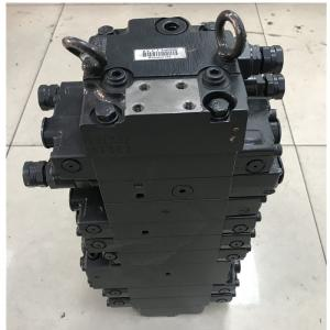 Quality Genuine Excavator Part PC40MR-2 Hydraulic Main Valve Main Control Valve for sale
