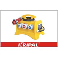 Quality IP65 Portable Industrial Electricity Distribution Box with Socket Outlets for sale
