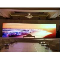 China rental P1.667 indoor RGB HD LED display screen for hire,aluminum cabinet 400x300mm on sale
