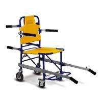 Quality Portable Aluminum Alloy Stair Climbing Stretcher Patient Transport 4 Wheels for sale