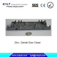 Pressure Injection Casting Aluminum Alloy Door Closer Cover/Shell
