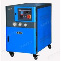 Quality Electrostatic Power Paint Industrial Air Chiller With Wheels Elegant Appearance for sale