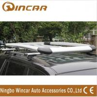 China Universal silver Aliminum Car Roof Racks , cargo offroad 4x4 roof racks on sale