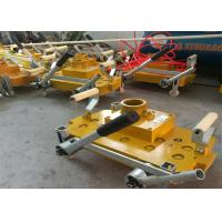 Quality Steel Roof / Clip Joint Metal Roof Automatic Seaming Machine 220V 60HZ Frequency for sale