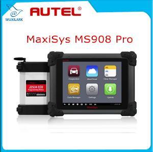 China 100% Original AUTEL MaxiSYS MS908 Pro AUTEL MaxiDas Maxisys pro DS708 Diagnostic System with WiFi Autel MS908P on sale