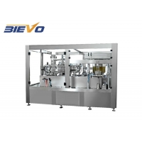 Buy cheap Automatic 12 Heads 6000cph Tin Can Aluminum Beverage Soda Can Filling And from wholesalers
