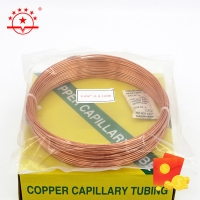 """Quality 1/4"""" 3/8"""" 1/2"""" 5/8"""" Copper Capillary Tube For Air Conditioners for sale"""