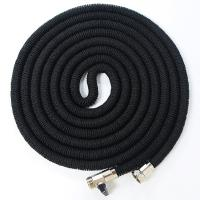 Quality USA Three Latex Flexible Water Hose With Brass Fittings for sale