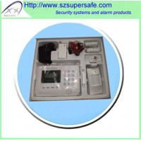 China Wireless home security alarm systems on sale
