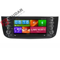 Quality 6.2 Inch  Fiat LINEA  Car Multimedia Audio Video Entertainment System Support DVR for sale