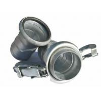 Buy cheap Carbon Steel Hose Coupling Fittings Bauer Coupling With Thread Flange from wholesalers