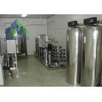 Quality 4000L / H Marine Reverse Osmosis Water Maker Desalination Equipment For Boats for sale