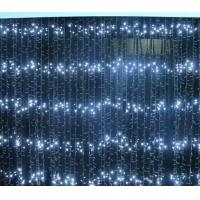 Quality Hot sale 240V christmas lights waterfall for outdoor for sale