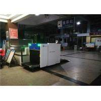 Quality Factories / Courthouses Cargo X Ray Scanner , Cargo Security X Ray Machine for sale