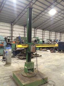 Quality CE Slewing Drive Boom Welding Head  Manipulator Machine for sale
