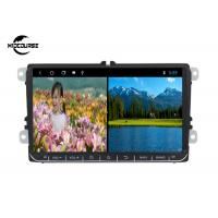 Quality Wifi Car Multimedia Player GPS Navigation Android System Split Screen Picture Suspension for sale