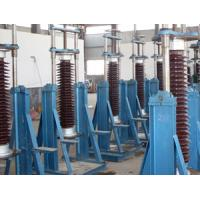 assembly of station post insulator