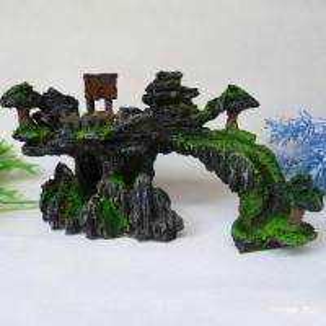 China 2012 new resin aquarium fish tank decoration fish on sale