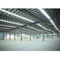 Quality Industrial Steel Structure Workshop Drawing Construction For Producing for sale