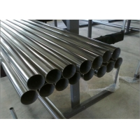 Quality Beveled ASTM312 Seamless Stainless Tube 101.6mm OD Cold Rolling for sale