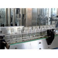 Quality Negative Pressure 3KW 4000BPH Milk Bottle Packing Machine for sale