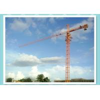 China Hydraulic Self Climbing Tower Cranes For Building Construction Projects on sale