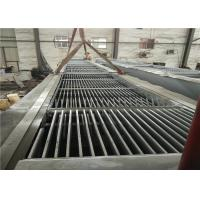 Quality Advanced Static Screen Wastewater Practical Design Customized Color High Strength for sale