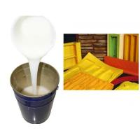 China rtv 2 liquid silicone for large/small/hardness/soft silicone mold on sale