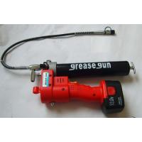 China 12 V Cordless Grease Gun Rechargeable Grease Gun Elctrical Power Grease Gun on sale