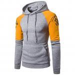 Quality 2018 cheap fleece cotton Sweatshirt Custom Hoodie for sale