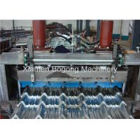 Quality Aluminum Sheet Step Tile Roof Roll Forming Machine for sale