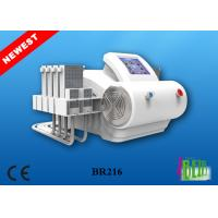 Best 100VA Power Output Laser Body Cellulite Reduction Machines With 72 Diodes wholesale