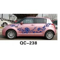 Best Nontoxic Car Body Sticker QC-238L / Novelty Car Decoration wholesale