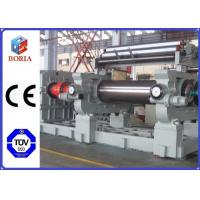 Quality Long Service Life Rubber Mixing Machine Safe Operation With Emergency Stop for sale